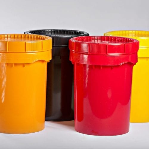 Plastic Drum – 12 Gallon