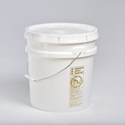 M-2 Traditional Pail - 4.25 Gallon