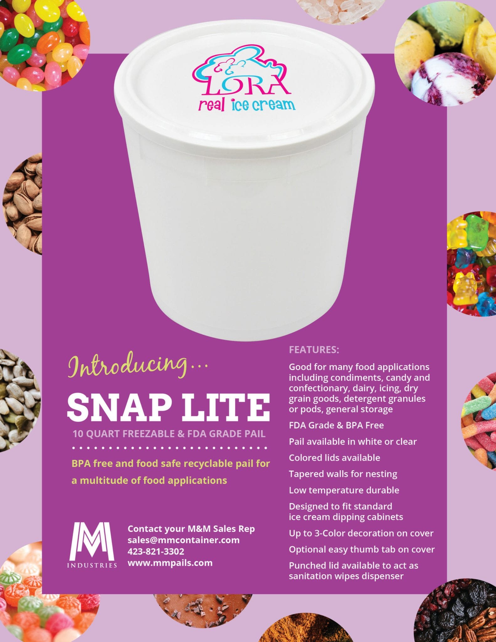 Snap Lite Flyer
